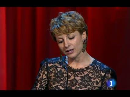Ver vídeo  'David Pinillos Premio Goya 2011 a la Mejor Dirección Novel por 'Bon appétit''