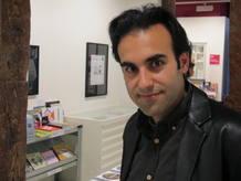 David Pintor, autor del libro 'Camino de Santiago'