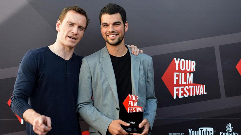 David Victori ha ganado en Venecia el festival de cortos que organizan Youtube y el director Ridley Scott