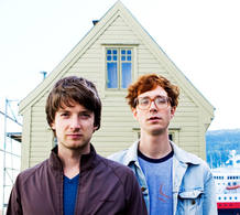Los noruegos Kings of Convenience aportar&aacute;n su toque especial