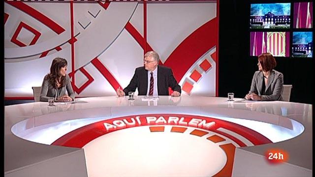 Aquí parlem - Debat d'investidura X legislatura - 22/12/2012