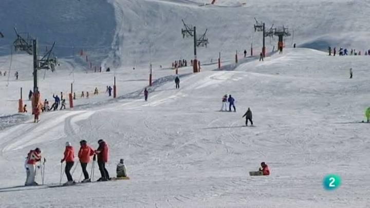 Para Todos La 2 - Debate: cambio climático y el esquí