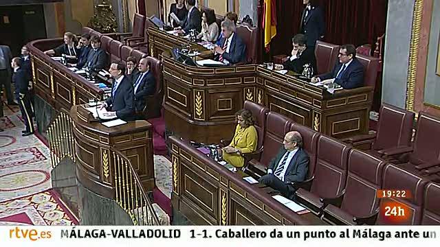 Parlamento - El foco parlamentario - Debate del Estado de la Nación - 01/03/2014