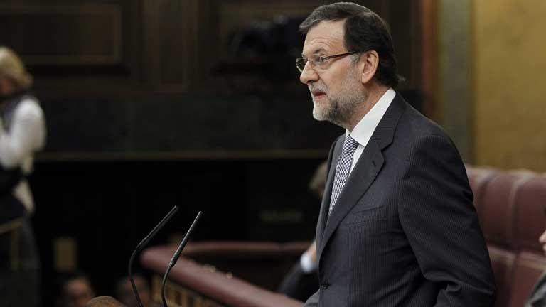Debate sobre el estado de la Nación 2013 - Discurso de apertura de Mariano Rajoy