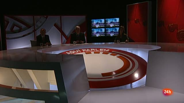 Aquí parlem - Els pros i contres  de la declaració sobiranista  - 26/01/2013