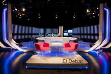 Decorat del programa &quot;El Debat de La 1&quot;