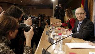 Ver vídeo  'El déficit cierra en el 6,74% en 2012 sin contar las ayudas a la banca'