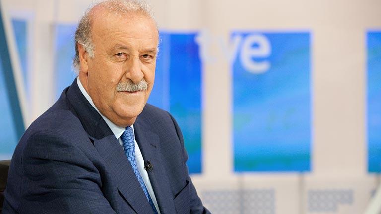 """Del Bosque: """"Hay acuerdo para la renovaci&oa"""