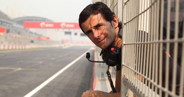 Pedro Martínez de la Rosa se estrenará este campeonato del mundo de F1 como piloto oficial de la escudería española HRT.