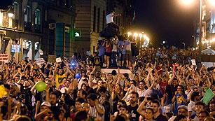 Ver vídeo  'La delegada del Gobierno en Madrid autoriza una concentración en Sol con límite de tiempo'