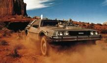 """En el """"Delorean"""" Marty Mcfly viajaba al lejano oeste"""