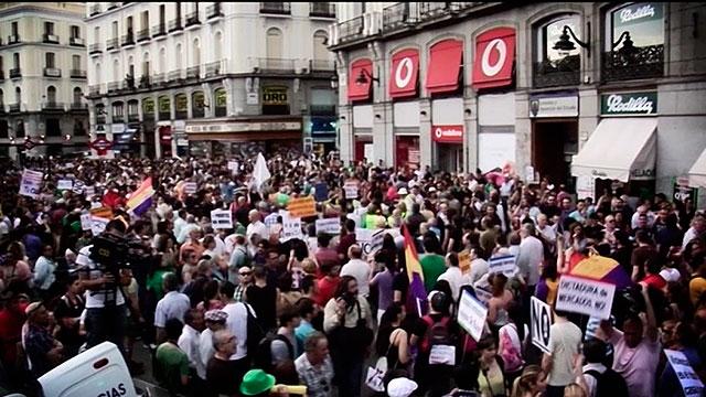 UNED - La democracia indignada - 24/01/14