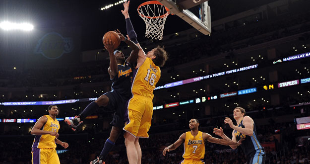 Denver Nuggets - Los Angeles Lakers