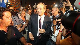 Ver vídeo  'La derecha gana en Grecia y podrá formar gobierno con los socialistas'