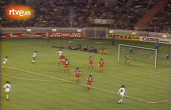 Derrota ante el mejor Liverpool (1981)