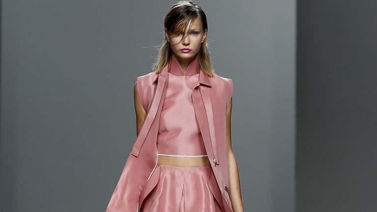 Desfile completo de Juan Vidal en Cibeles Fashion Week Madrid 2013