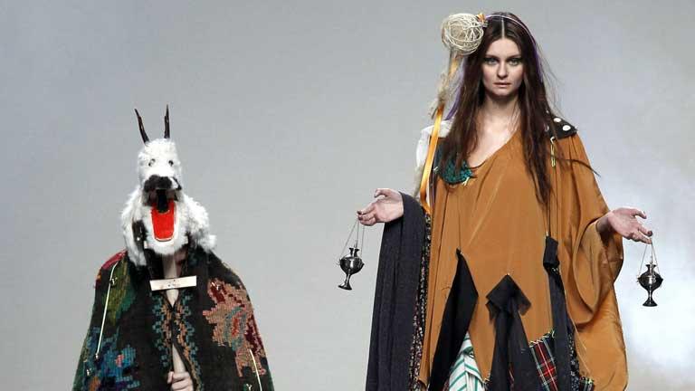 Desfile de Heridadegato en Fashion Week Madrid 2013