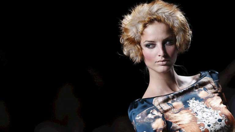 Desfile íntegro de Maya Hansen en la Cibeles Fashion Week Madrid 2013