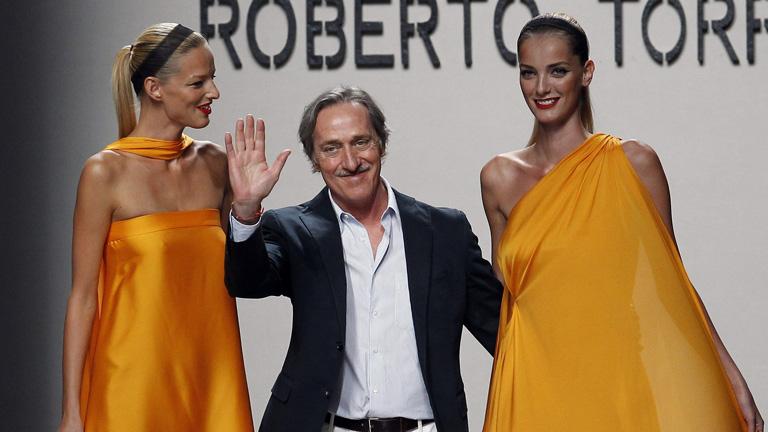 Desfile de Roberto Torretta