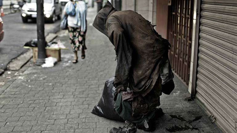 EE.UU. alcanza el porcentaje de pobres más alto de los últimos 50 años