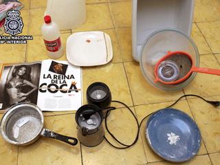 Ver v?deo  'Desmantelado el mayor laboratorio de cocaína de Europa'