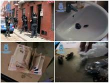 """DESMANTELAN UNA """"AGENCIA DE CONTRATACIÓN DE MULEROS"""" PARA TRÁFICO DE HACHÍS"""