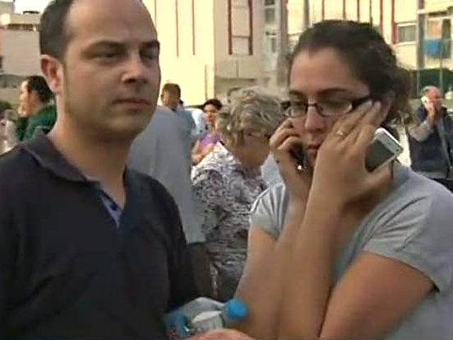 Ver v?deo  'Desolación en Lorca tras los dos terremotos'