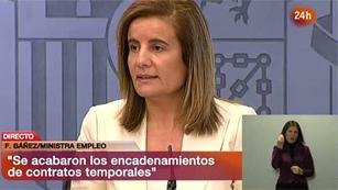 Ver vídeo  'El despido se abarata a 33 días por año trabajado'