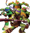 Imagen de Las Tortugas Ninja y todos los episodios de Dinofroz llegan a Clan en Mayo