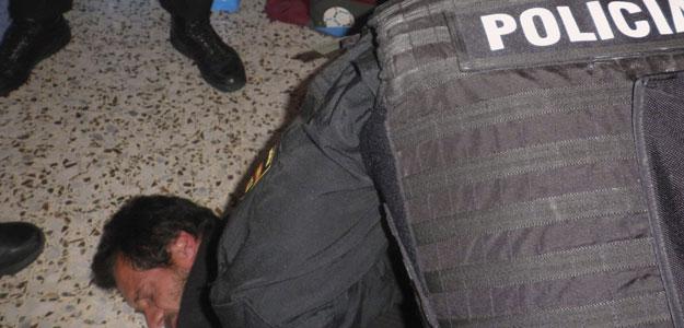 DETENCIÓN DEL PRESUNTO AUTOR DEL TRIPLE CRIMEN DE DON BENITO (BADAJOZ)