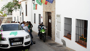 Ver vídeo  'Detenido el exalcalde de Casares (Málaga) Juan Sánchez (IU) en una operación anticorrupción'