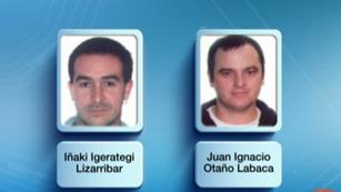 Ver vídeo  'Detenidos en el País Vasco dos miembros legales de ETA'