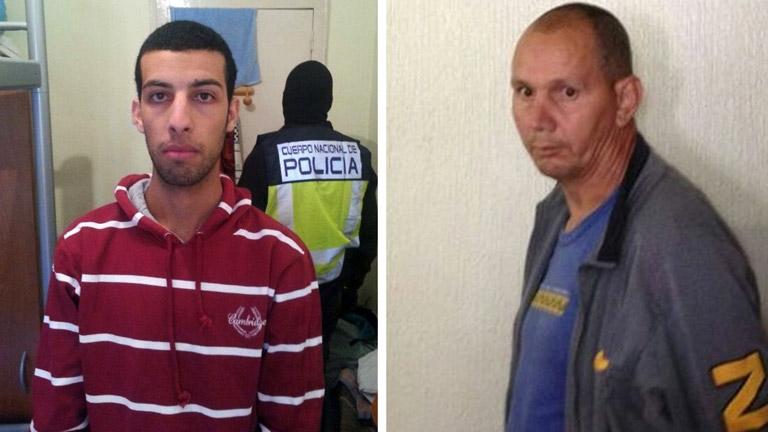 Detienen a dos presuntos terroristas islamistas en Murcia y Zaragoza