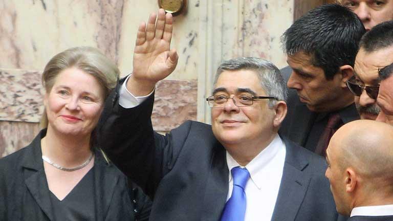 Detenido el líder del partido neonazi griego Amanecer Dorado