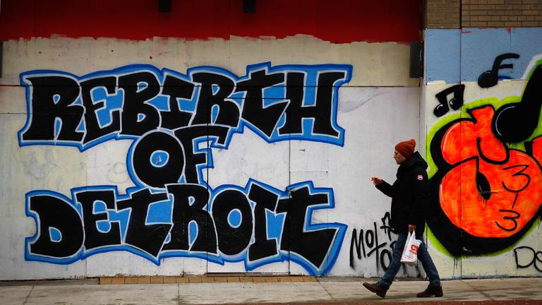 Un juez federal permite que la ciudad de Detroit se acoja a la bancarrota