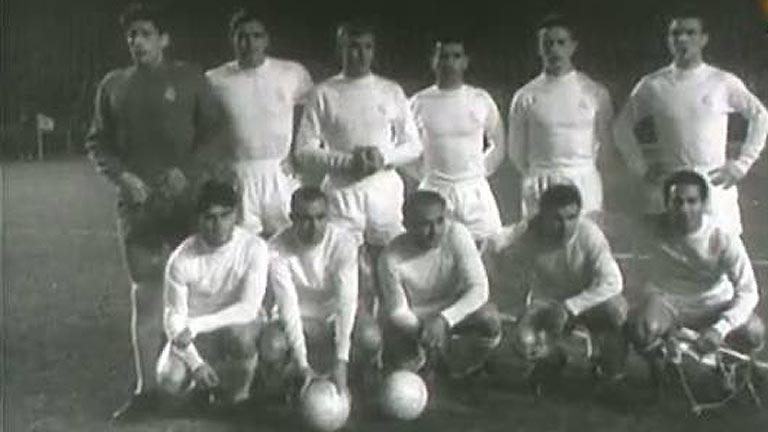 Ver vídeo  'Di Stéfano llegó a Madrid con el Millonarios en 1952'