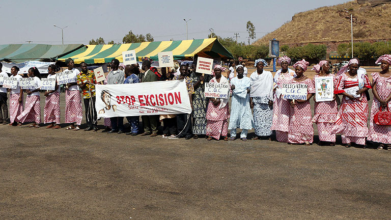 Se celebra el Día internacional contra la Mutilación Genital Femenina