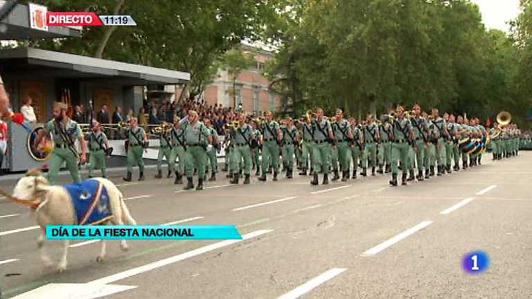 Especial informativo - Día de la Fiesta Nacional 2012 - 12/10/12