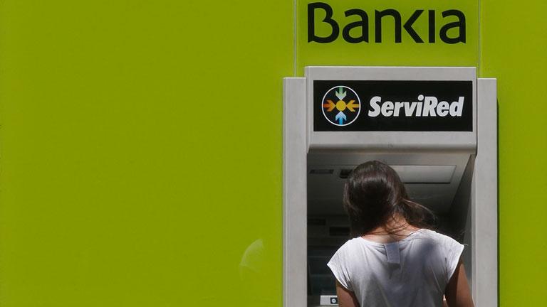 El diario económico Financial Times asegura que el BCE no aceptará el plan español para financiar Bankia