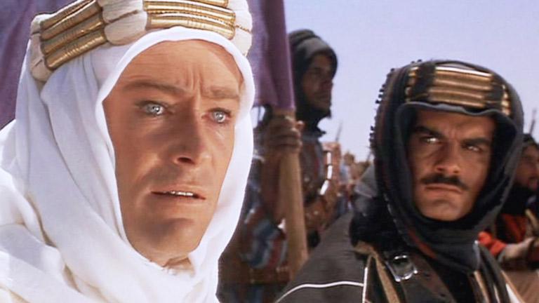 Días de cine: 50 aniversario de 'Lawrence de Arabia'