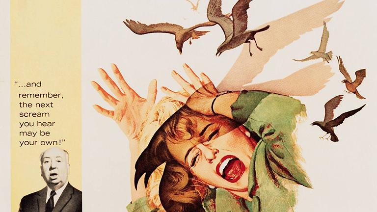 Días de cine: 50 aniversario de 'Los pájaros'