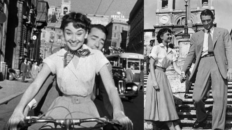 Días de cine: 60 años de 'Vacaciones en Roma'