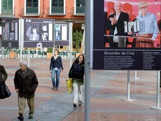 Ver v?deo  'Días de cine - Arranca la Seminci en Valladolid'