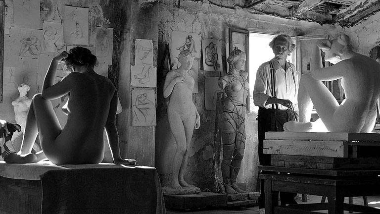 Días de cine: 'El artista y la modelo'