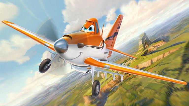 Días de cine: 'Aviones'