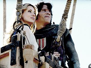 Ver vídeo  'Días de cine: 'El Capitán Trueno''