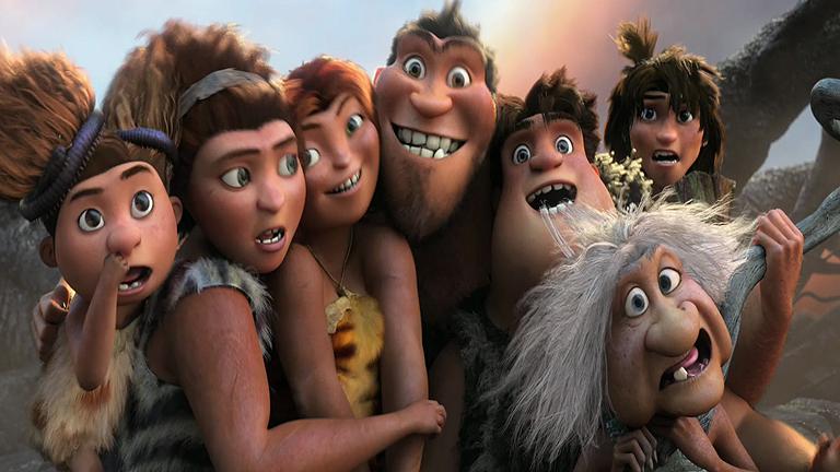 Días de cine: 'Los Croods'