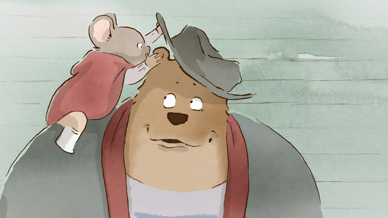 Días de cine: 'Ernest & Celestine'