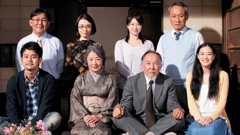 Días de cine: 'Una familia de Tokio'