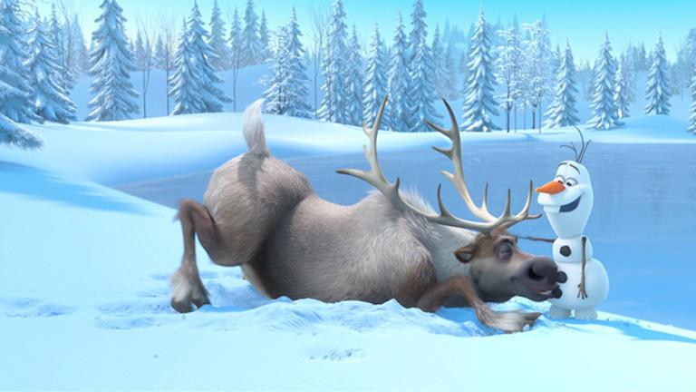 Días de cine: 'Frozen: el reino del hielo'